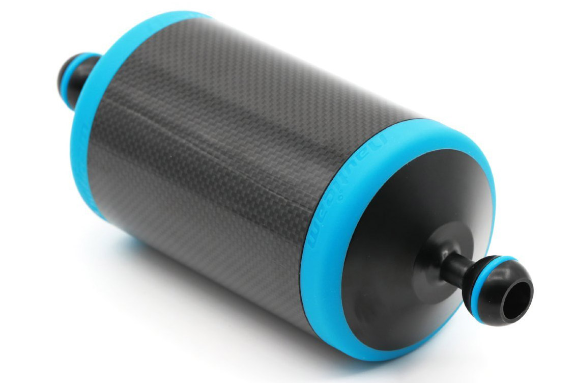 Ø90x220mm carbon fibre float arm (Buoyancy 720g)